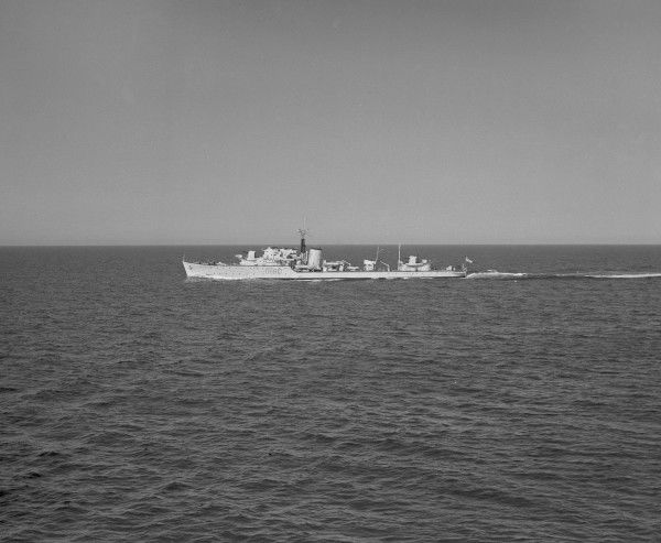 O Class destroyer HMS Opportune