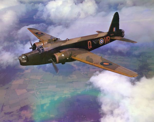 Vickers Wellington III of 419 Squadron RCAF, 27 May 1942
