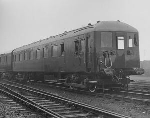 Brighton electric experimental train, 17 November 1931