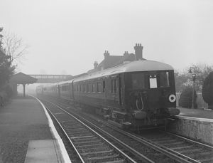 Brighton electric experimental train