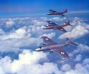 Canberra bombers of 61 and 109 Squadrons