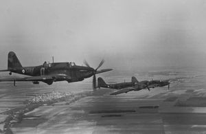 Fairey Battles of 103 Squadron