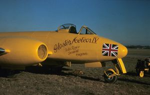 Gloster Meteor IV EE455