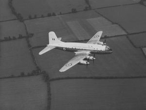 Handley Page Hastings C.4