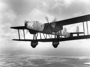 Handley Page Heyford IA of 10 Sqn