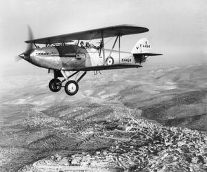 Hawker Hart of 6 Sqn RAF