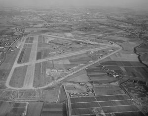 Heathrow Airport, 1945