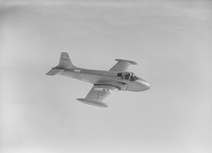 Hunting Jet Provost T.2 prototype G-23-1