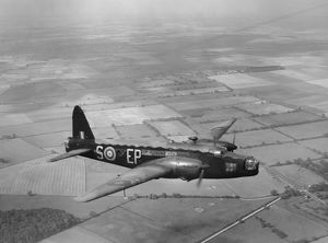 Vickers Wellington II of 104 Sqn