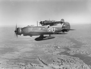 Wellesley I aircraft of 14 Sqn